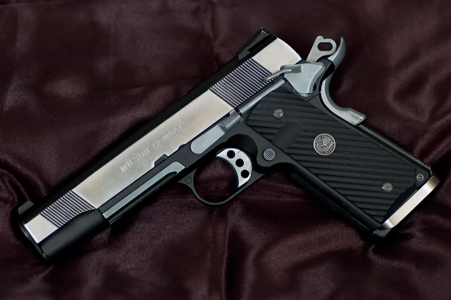 the gallery for gt m1911 custom mgs4